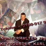 Musik und Entertainment mit Keyboarder Karl in Düren