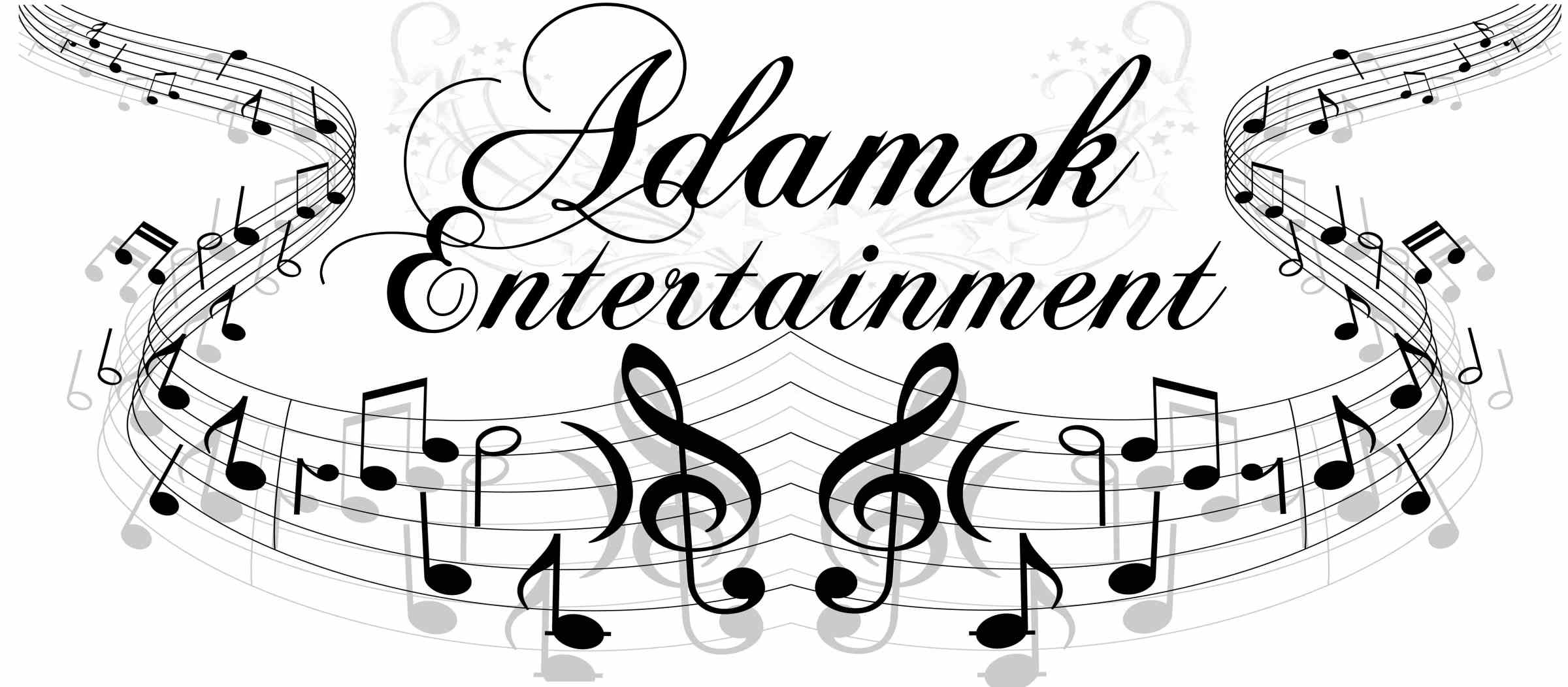 Adamek ENTERTAINMENT NRW IMPRESSUM LOGO