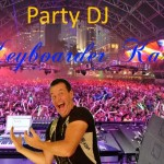 Party DJ Keyboarder Karl Coverband Köln DJ mit Anlage Live