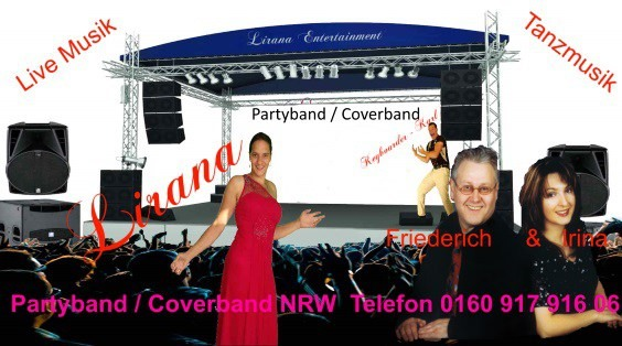 Party Band Cochem Coverband Cochem Liveband Cochem hier zum Festpreis buchen